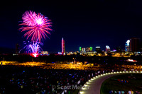 4th of July, 2009, The Long Center for the Performing Arts, Aust